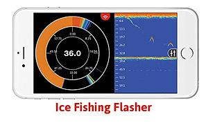 Ice Fishing Flasher