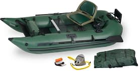 sea eagle 285 inflatable frameless