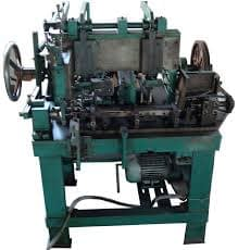 automatic fish hook machine