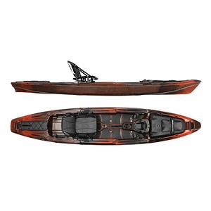 wilderness systems atak fishing kayak