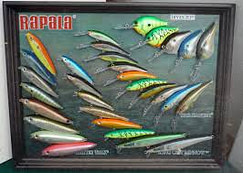 Many lures