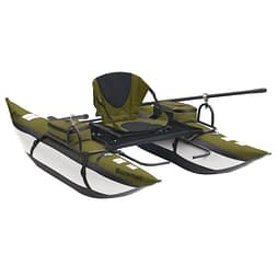 Classic Accessories Bozeman Inflatable Pontoon Boat