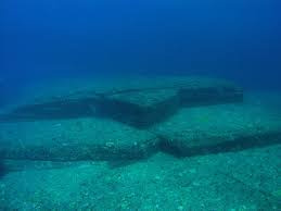 Underwater ledges