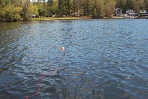 FishHunter on the water