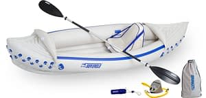 Sea Eagle 330 Inflatable Kayak