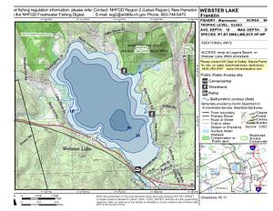 Webster Lake Franklin Topo Map (1)