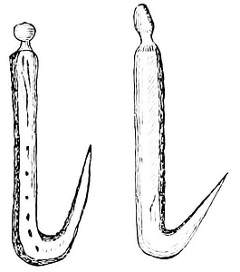 Bone_fish_hooks